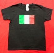 Italian Flag Children's T-Shirt